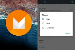 [Foto] Tampilan Android M Developer Preview
