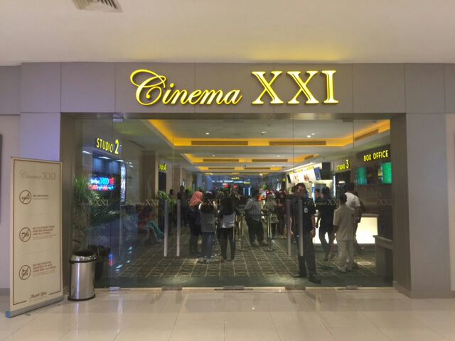 XXI Padang - by @cineplex